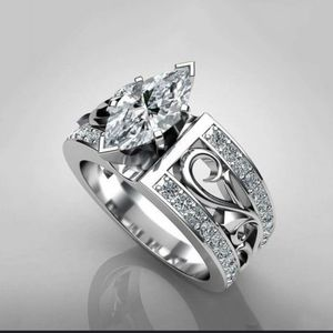 Coming soon💎Marquise cute engagement ring